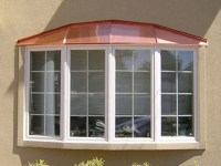 Custom Preassembled Roofs for Bay Windows and Bow Windows