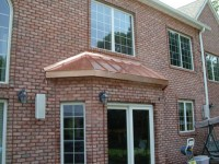 Window Roofs & Copper Window Roofs
