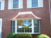 Custom Preassembled Roofs for Bay Windows and Bow Windows ...