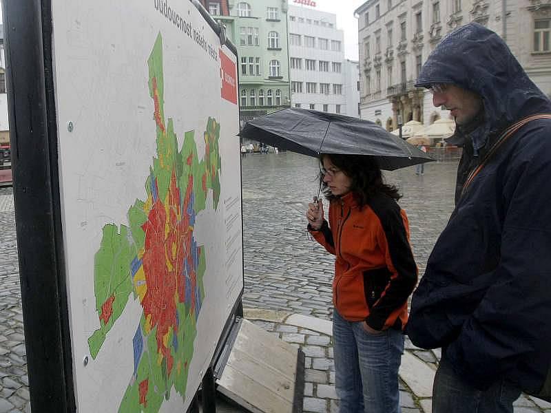 Olomoucký Deník: Olomoucký územní Plán Bude Na Podzim, SŠantovkou Tower Nepočítá