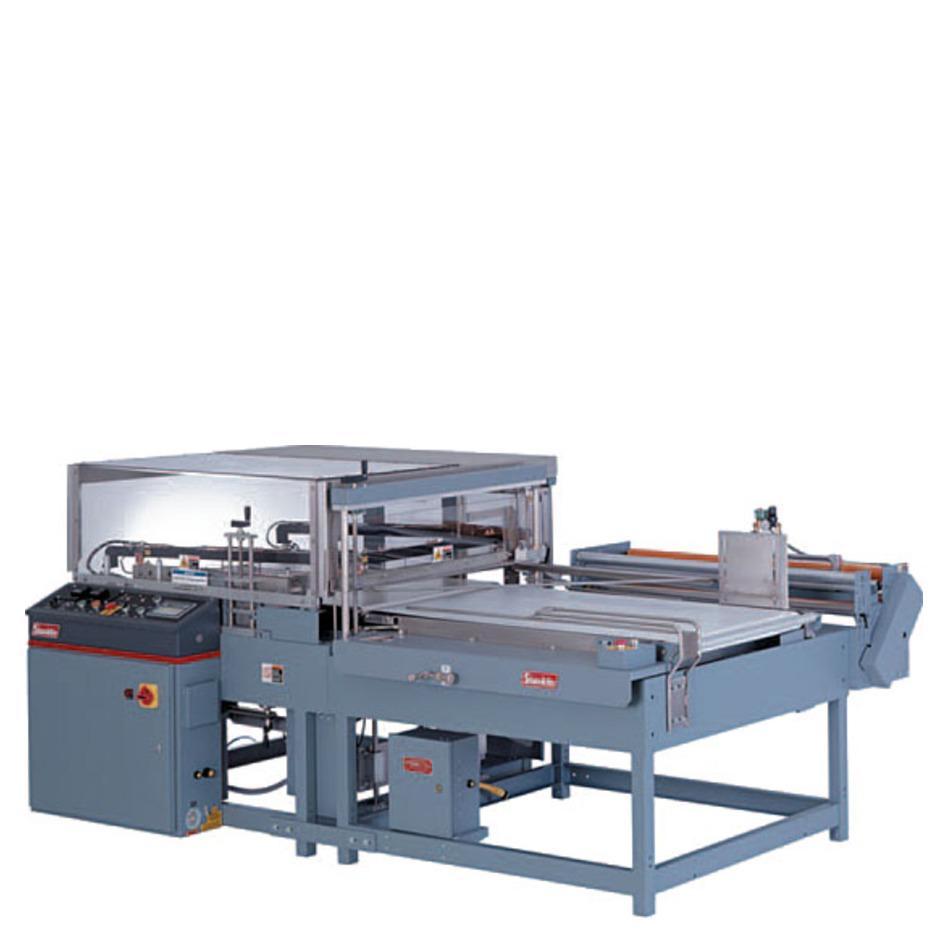 medium resolution of shanklin a 28a automatic l sealer shrink wrap equipment