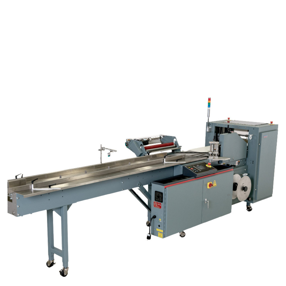 medium resolution of  shanklin flowrap f 5ac form fill seal shrink wrap equipment