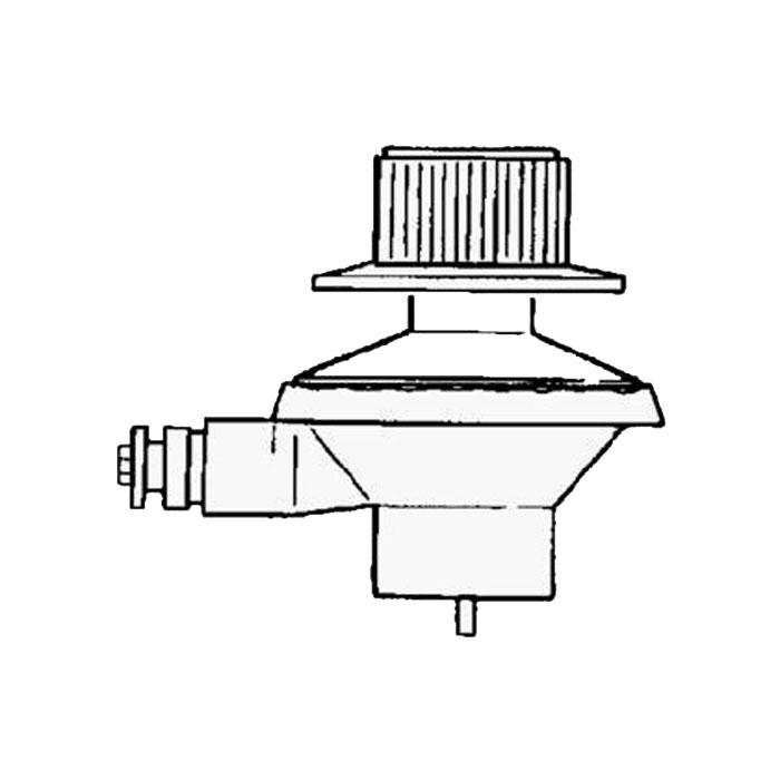 Mr. Heater F273769 Precimex 6000 Portable Gas Grill Regulator