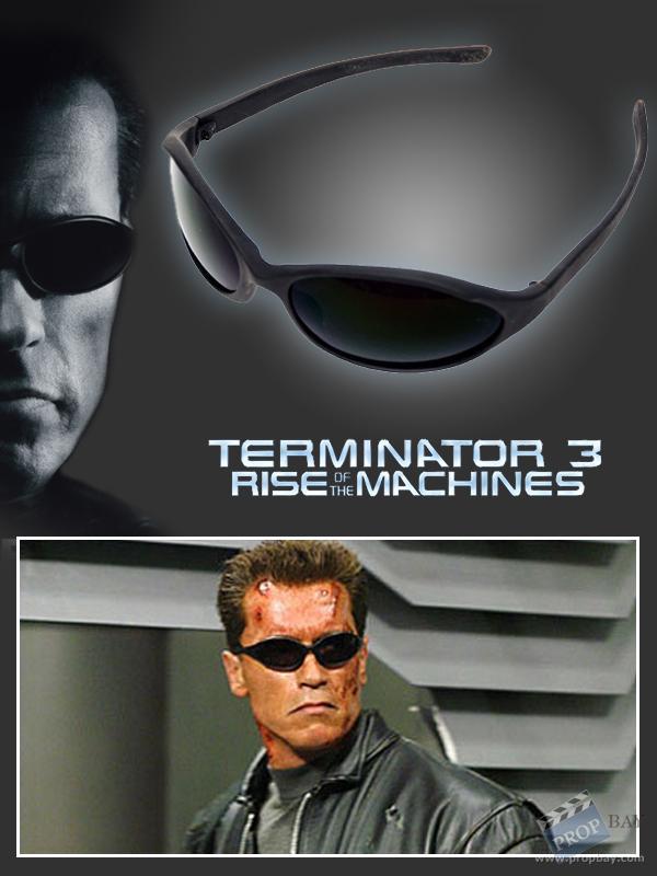 Terminator Glasses Wardrobe from Terminator 3 Rise of the