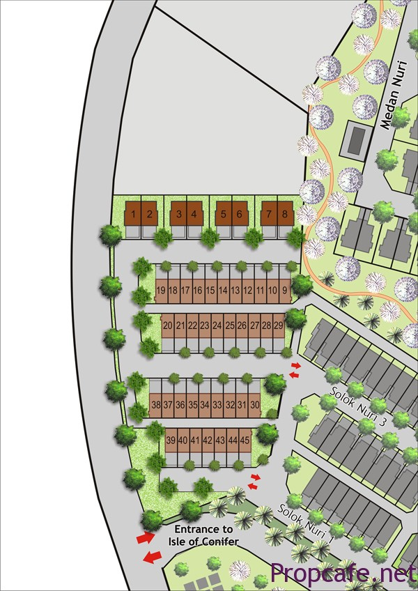 site-plan-3-storey-semi-detached-caribea