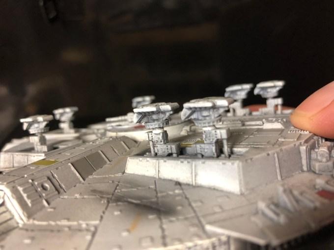 Falcon Landing gear
