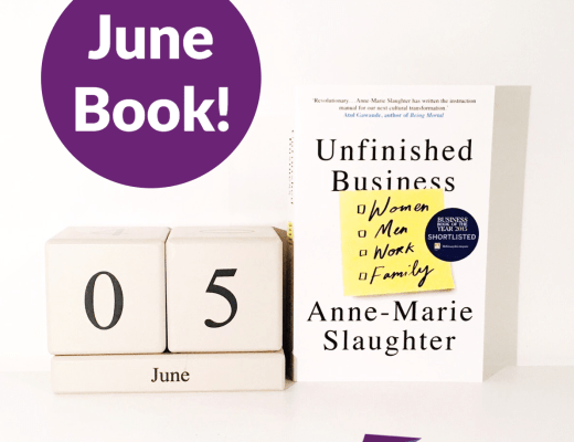 PropelHer's Book Club - Unfinished Business - June 2017