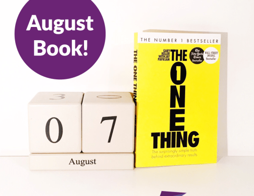 The One Thing - PropelHer's Book Club - Book of The Month - August 2017
