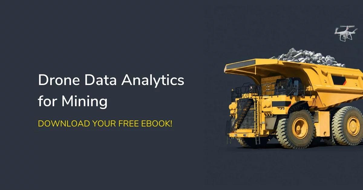 mine drone data analytics