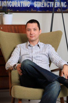 Alexei Dunayev - CEO of TranscribeMe