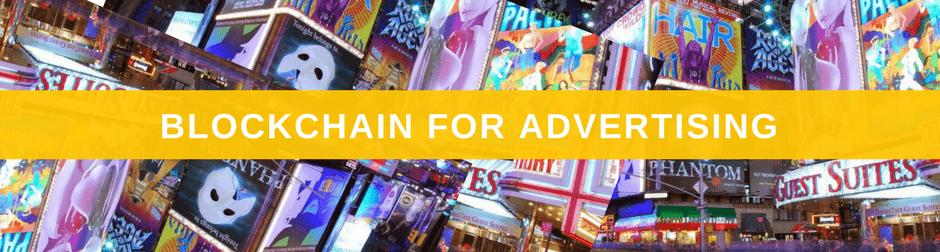 10 Novel Uses for the Blockchain Propelx Advertising