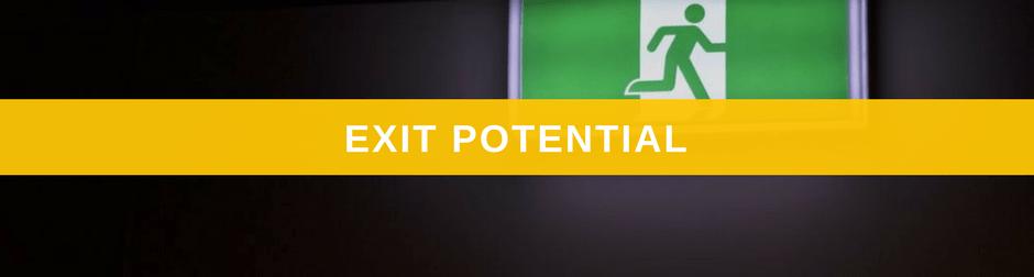 exit potential