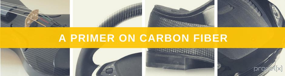 A Primer on Carbon Fiber