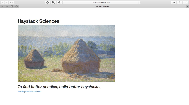 Haystack Sciences