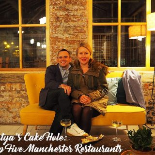 Katya's Cake Hole: Top Five Manchester Restaurants