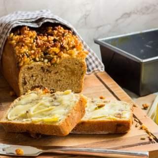 Vita Coconut and Sultana Breakfast Loaf