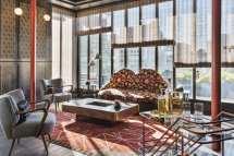 Charmaine' Rooftop Bar & Lounge San Francisco Proper Hotel