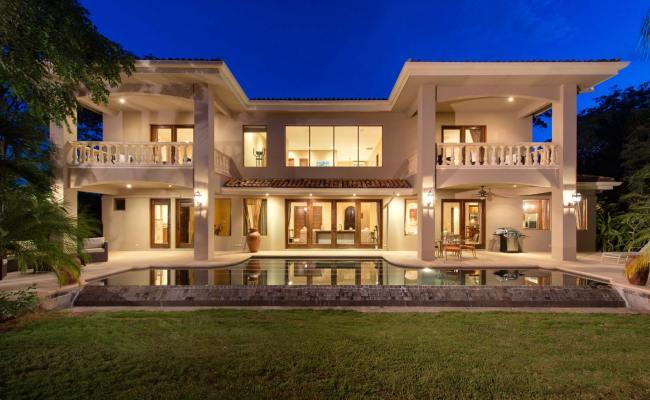 Luxury Home In Hacienda Pinilla With Private Beach Access