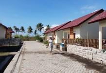 Rumah Khusus Nelayan di Lombok Timur