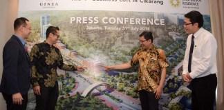 Ginza, Business Loft Pertama di Timur Jakarta