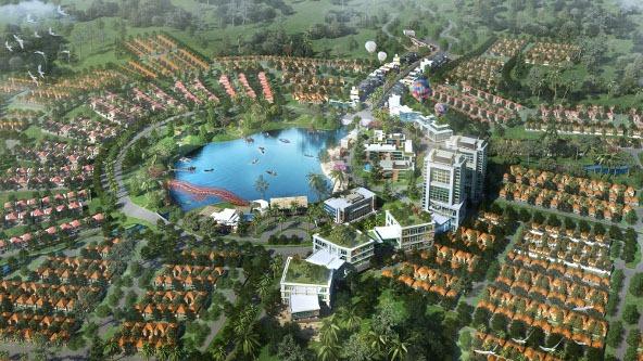 Grand City Balikpapan yang dikembangkan oleh Sinar Mas Land di Balikpapan
