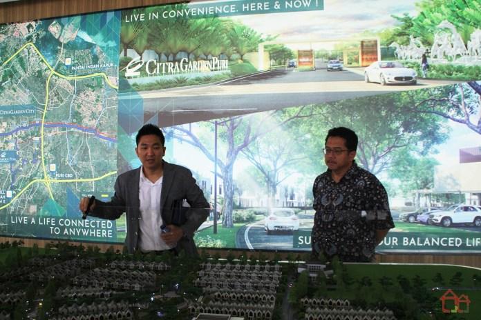CitraGarden Puri Jakarta Barat