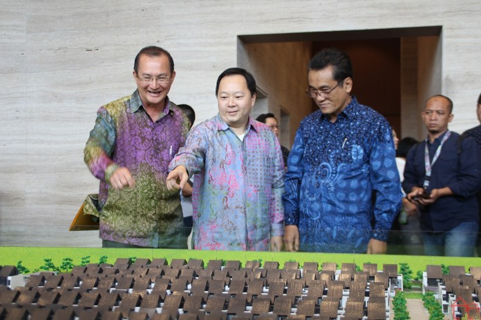 Perumahan Wisteria di Jakarta Timur