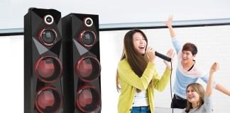 Speaker aktif Polytron tipe PAS