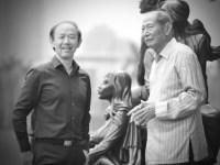 Iwan Sunito bersama Ir Ciputra