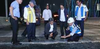 Jalan Tol Layang Jakarta-Cikampek Siap Diresmikan