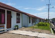 bedah rumah di kota pariaman sumatera barat