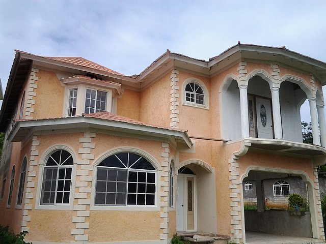 House For Sale In Industry Pen St Mary Jamaica