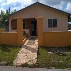 Kitchen Utilities Cheapest Place To Buy Cabinets House For Lease/rental In Montego Bay, St. James, Jamaica ...