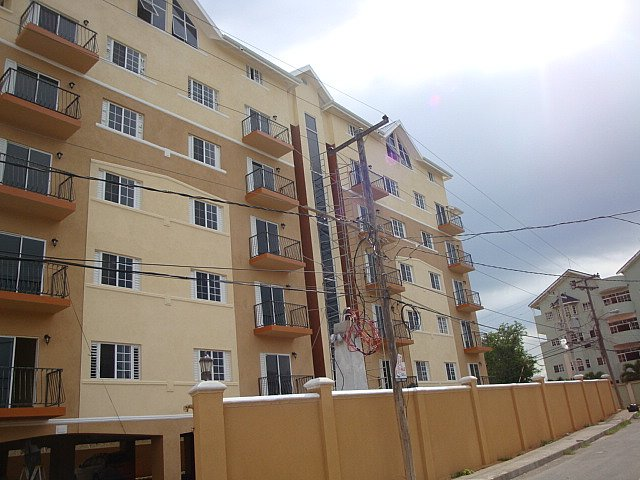 Apartment For Leaserental in Kensington Place Kingston  St Andrew Jamaica  PropertyAds Jamaica