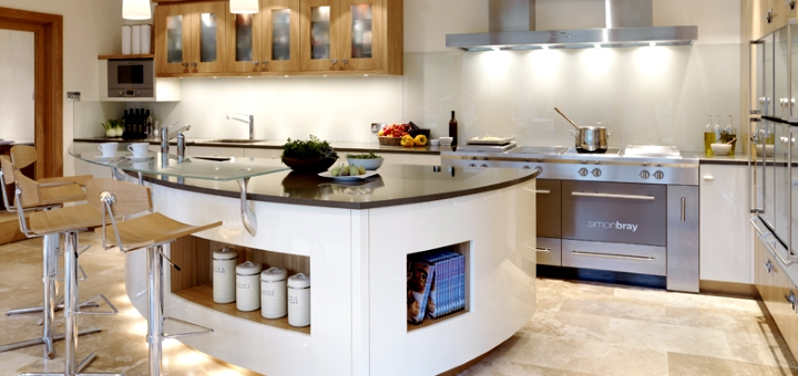 kitchen islands uk bridge faucet ideas and tips for why you don t need a huge island image credit caesarstone