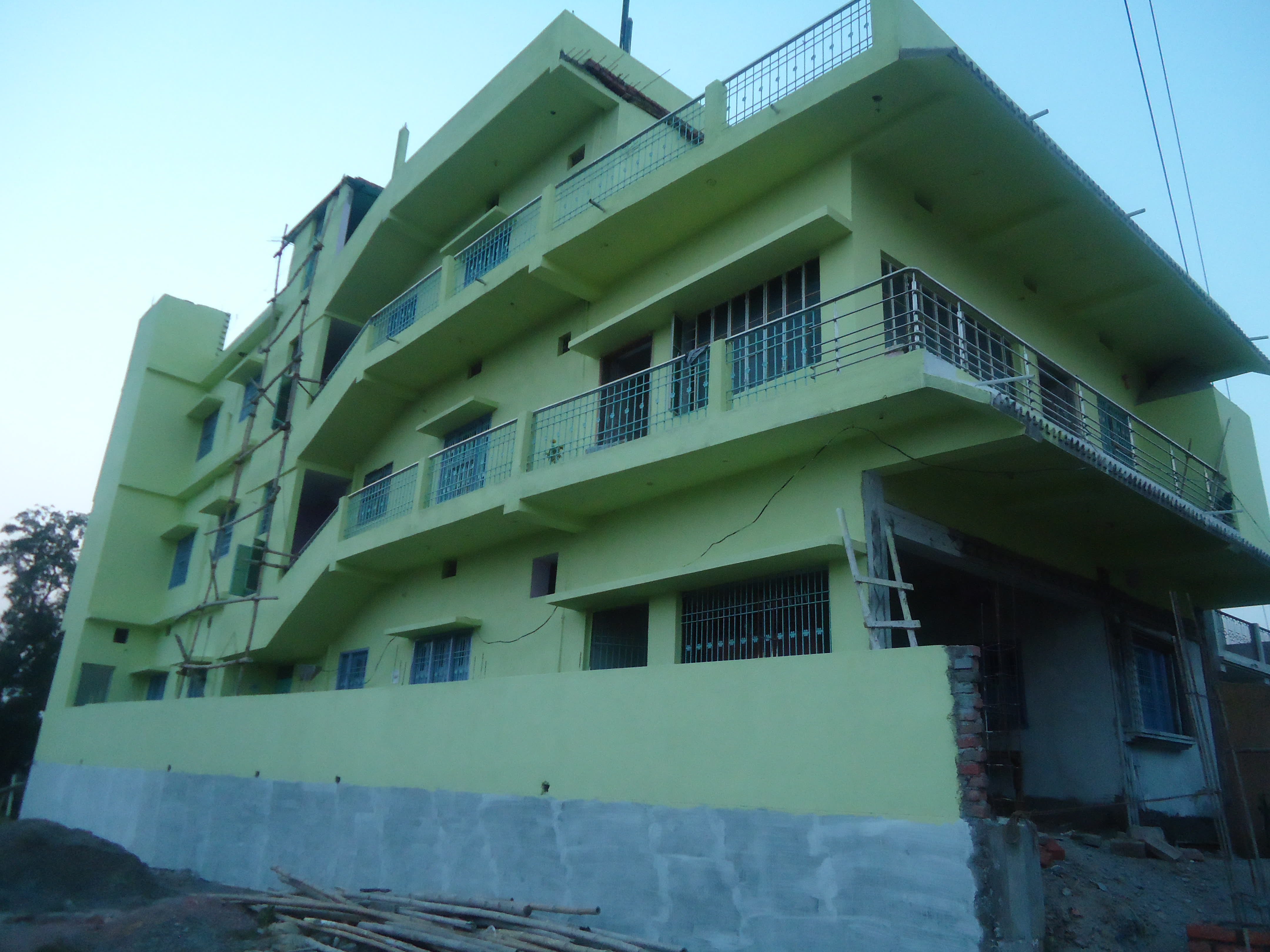 2bhk With 2 Bathrooms On Ground Floor In Rewa Road Fardo Gola