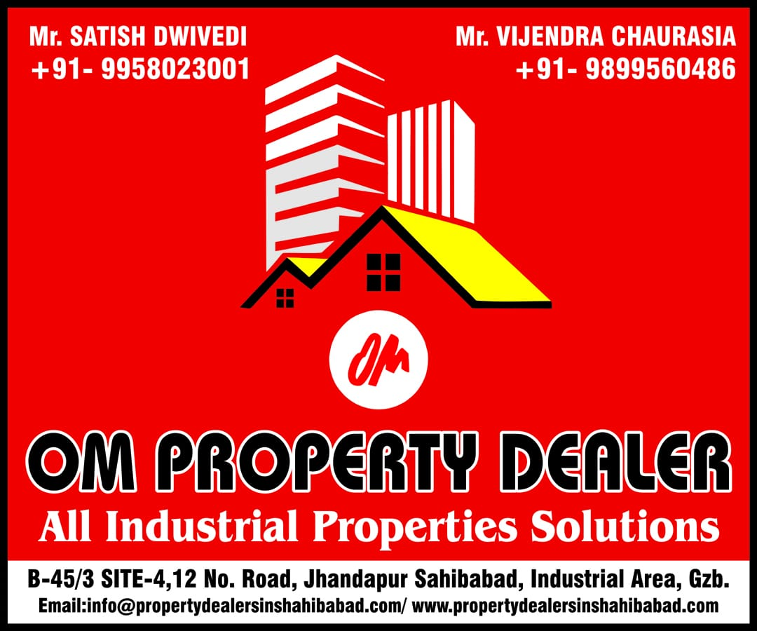 property dealers in sahibabad industrial area