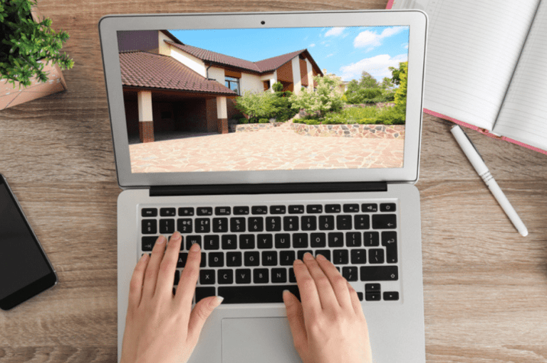 online property search