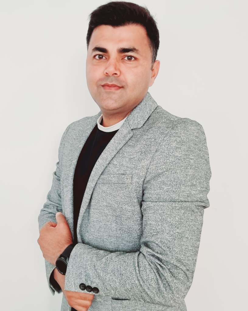 Nitin Aggarwal CEO, Founder Property Deals Insight