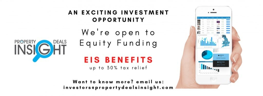 Equity Funding EIS Investment opportunity Pitch deck - Property Deals Insight