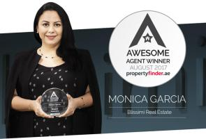 Meet our Awesome Agent for August, Monica Garcia from Blissimi Real Estate