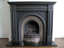 Fitting Fire Surround