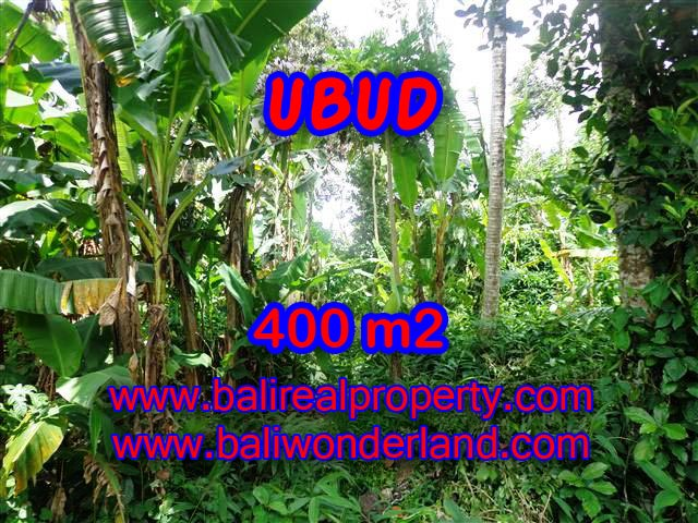 Land for sale in Bali, Fantastic view in Ubud Center – TJUB371