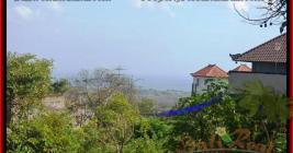 Exotic JIMBARAN BALI LAND FOR SALE TJJI080