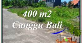 Magnificent 400 m2 LAND SALE IN CANGGU TJCG202