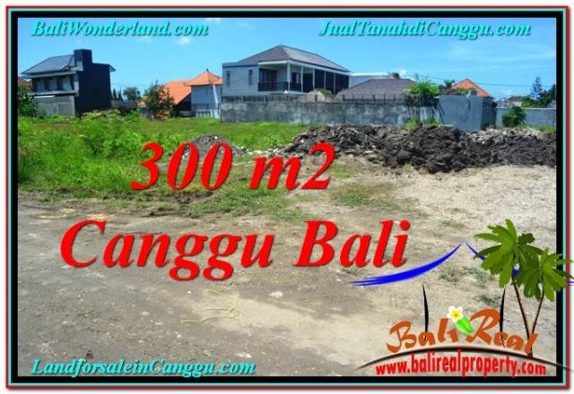 Exotic 300 m2 LAND FOR SALE IN Canggu Brawa BALI TJCG203