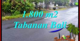 Affordable PROPERTY TABANAN LAND FOR SALE TJTB321