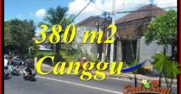 Beautiful 380 m2 LAND SALE IN CANGGU TJCG226