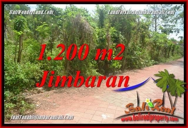 1,200 m2 LAND SALE IN JIMBARAN ULUWATU BALI TJJI128A
