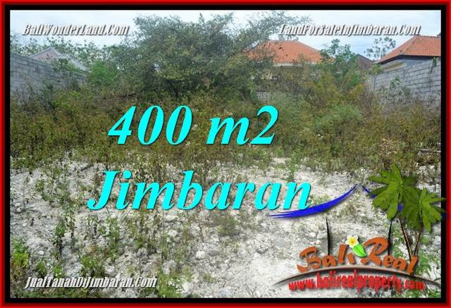 FOR SALE Exotic 400 m2 LAND IN JIMBARAN BALI TJJI131